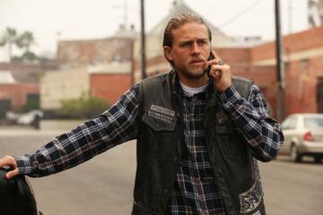 """Charlie Hunnam jako Jackson Teller w serialu """"Synowie anarchii"""""""