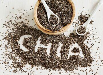 Chia, zdjęcie ilustracyjne