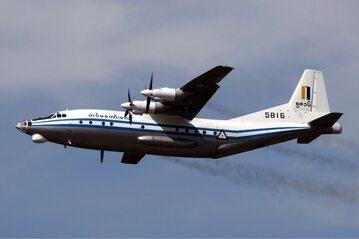 Chiński samolot Y-8-200F