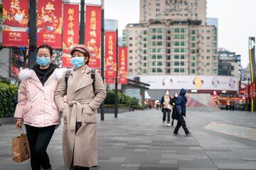 Chiny w dobie pandemii, zdjęcie ilustracyjne