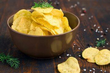 Chipsy, zdj. ilustracyjne