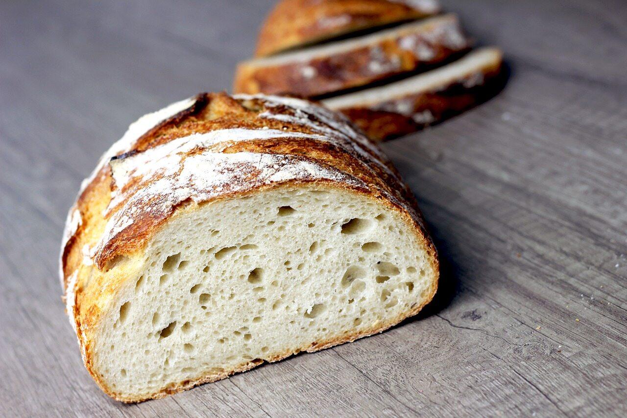 Chleb, zdjęcie ilustracyjne