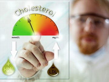 Cholesterol, zdjęcie ilustracyjne
