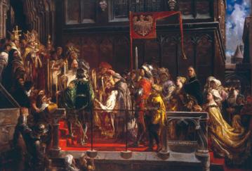 Chrzest Władysława Warneńczyka