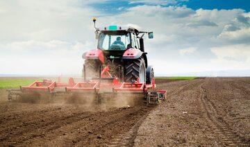 Ciągnik rolniczy, zdjęcie ilustracyjne