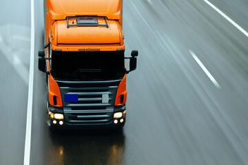 Ciężarówka - Zdjęcie ilustracyjne
