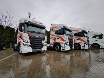 Ciężarówki Iveco