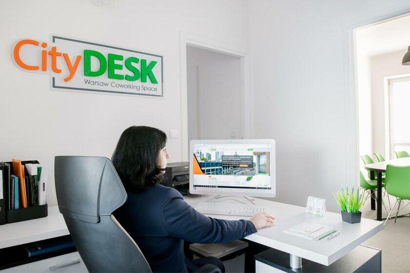 CityDESK biura na godziny