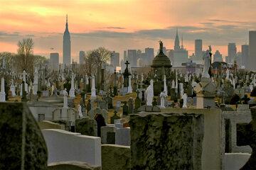 Cmentarz Cavalry w Nowym Jorku