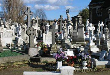 Cmentarz św. Patryka w Londynie
