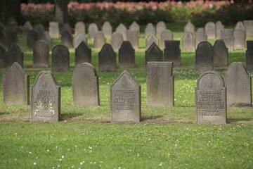 Cmentarz, zdj. ilustracyjne