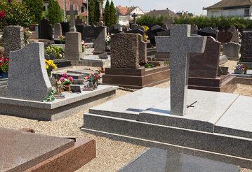 Cmentarz, zdjęcie ilustracyjne