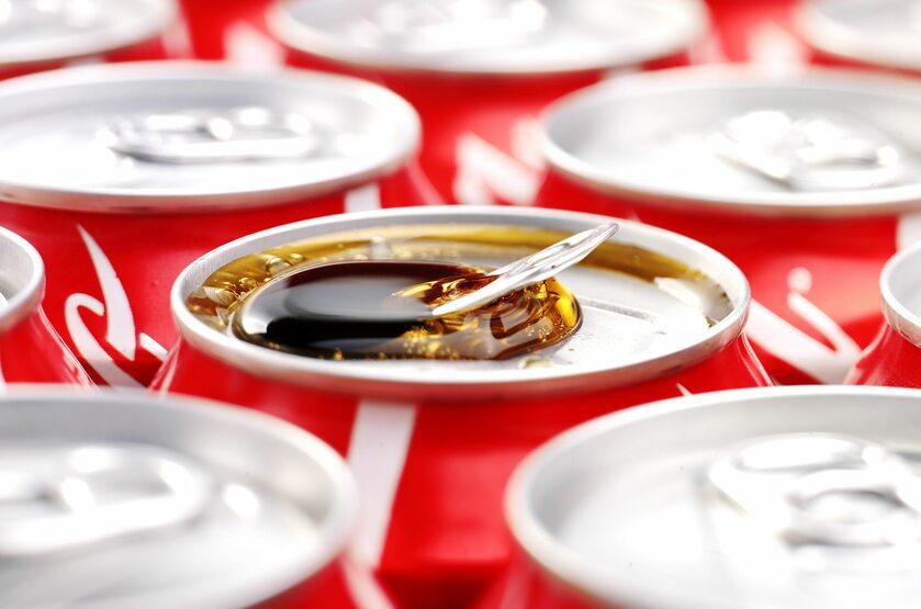 Coca-Cola, zdjęcie ilustracyjne