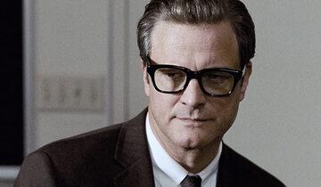 """Colin Firth w filmie """"Samotny mężczyzna"""" (2009)"""