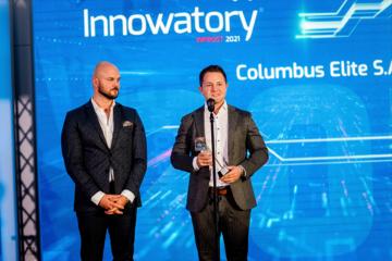 """Columbus Elite znalazł się w gronie najbardziej innowacyjnych firm w kategorii """"Ekologia i środowisko"""""""