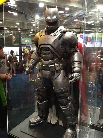 Comic Con - Batman v Superman: Dawn of Justice