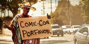 Comic-Con - Deadpool