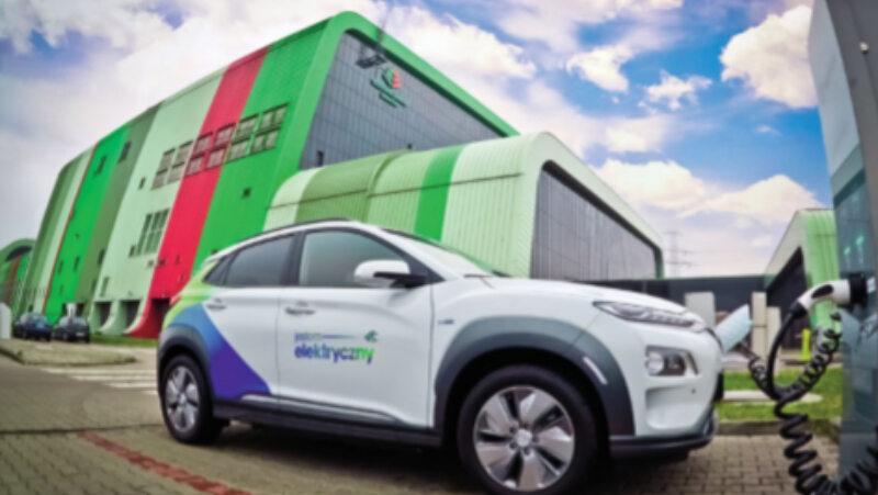 Coraz więcej ekologicznej energii