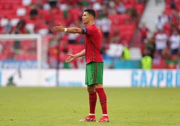 Cristiano Ronaldo na Euro 2020