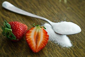 Cukier naturalny i dodany