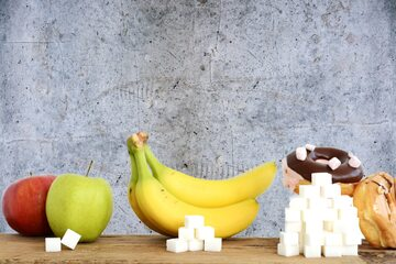 Cukier w pożywieniu