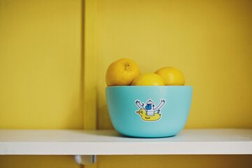 Cytryny w misce