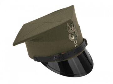 Czapka rogatywka podoficera (podpis AMW) 50 zł