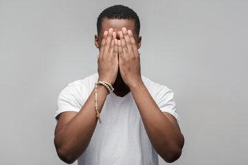 Czarnoskóry mężczyzna, zdjęcie ilustracyjne