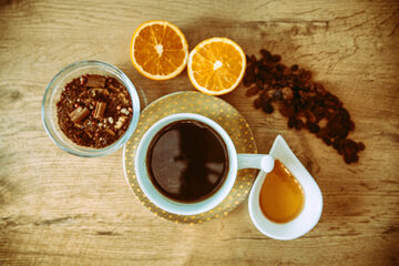 Czas na herbatę!