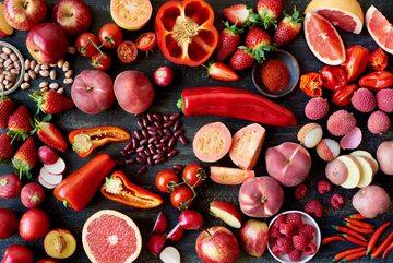Czerwona żywność