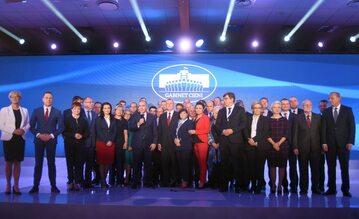 Członkowie gabinetu cieni Platformy Obywatelskiej