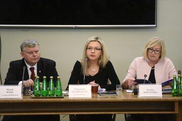 Członkowie komisji śledczej ds. Amber Gold