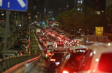 Czwartkowa blokada warszawskich ulic