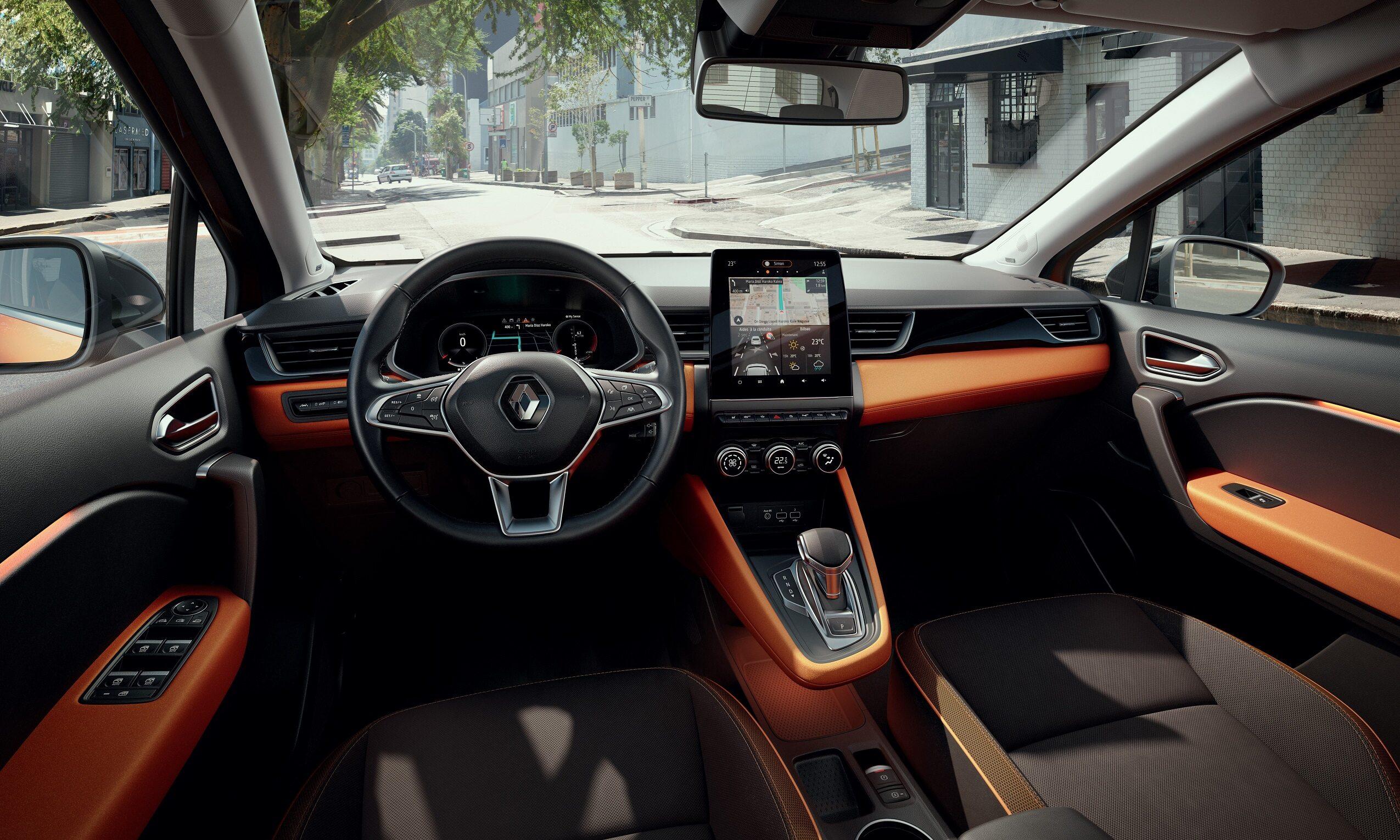 Czyste wnętrze samochodu (zdj. ilustracyjne)