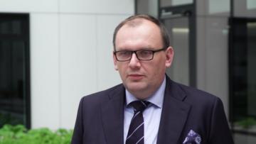 Damian Kapitan, prezes Budimex Nieruchomości