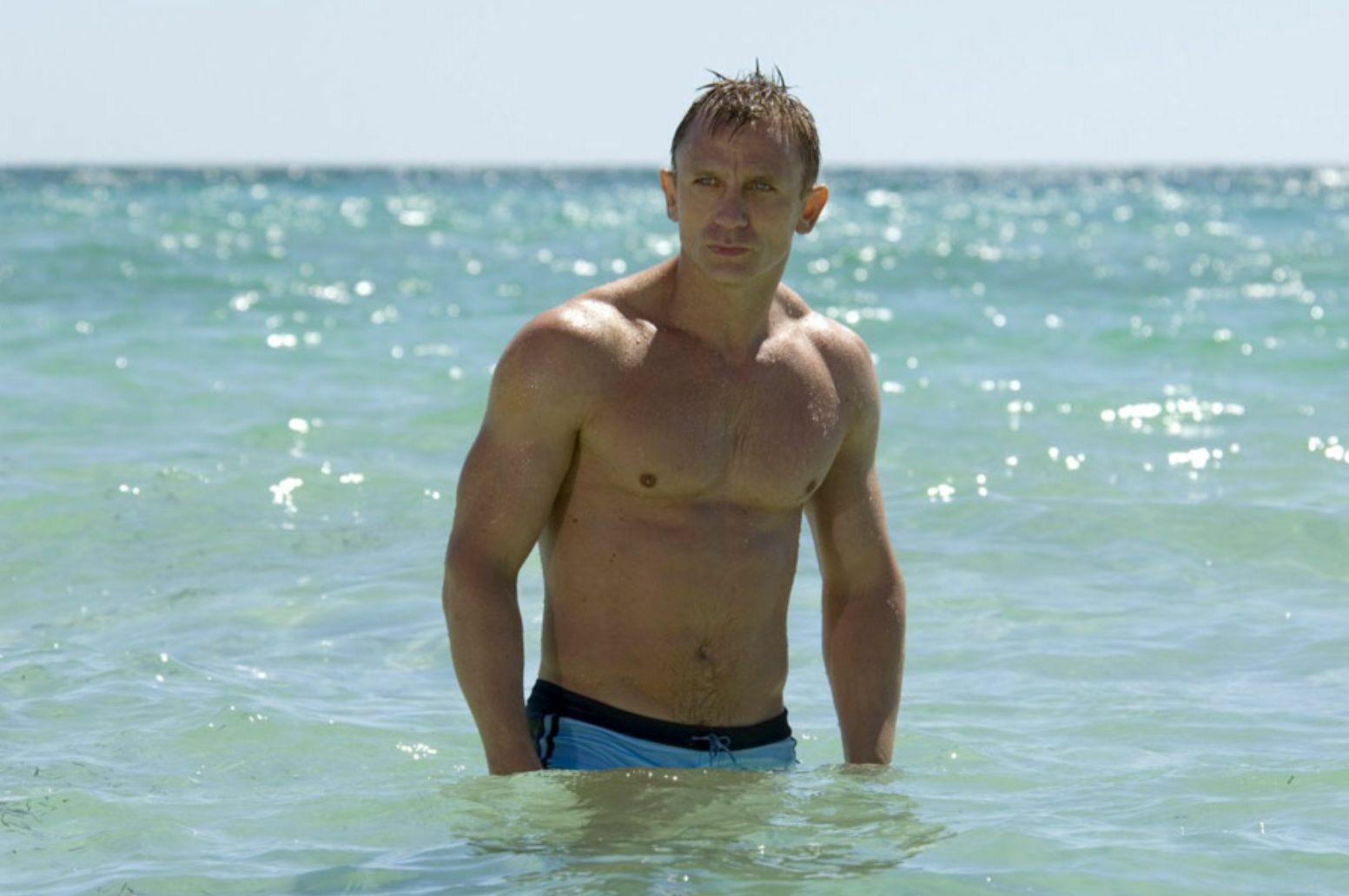 """Daniel Craig w filmie """"Casino Royale"""""""