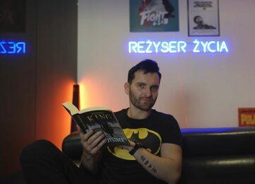 """Daniel Rusin, czyli """"Reżyser Życia"""""""