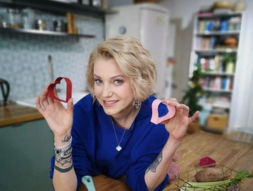 Daria Ładocha, Instagram