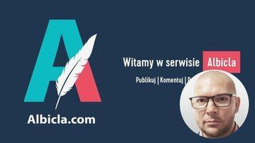 Dariusz Grzędziński na Albicla.com