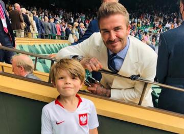 David Beckham i polski fan – Kuba
