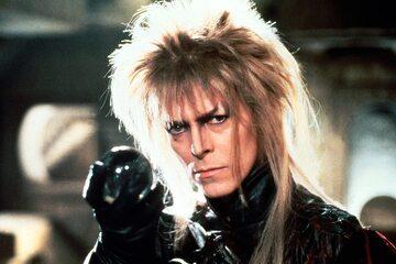 """David Bowie w filmie """"Labirynt"""" (1986)"""