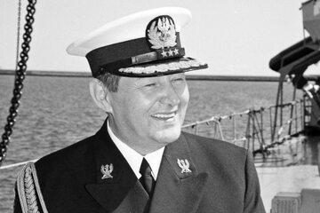 Ddmirał Ryszard Łukasik