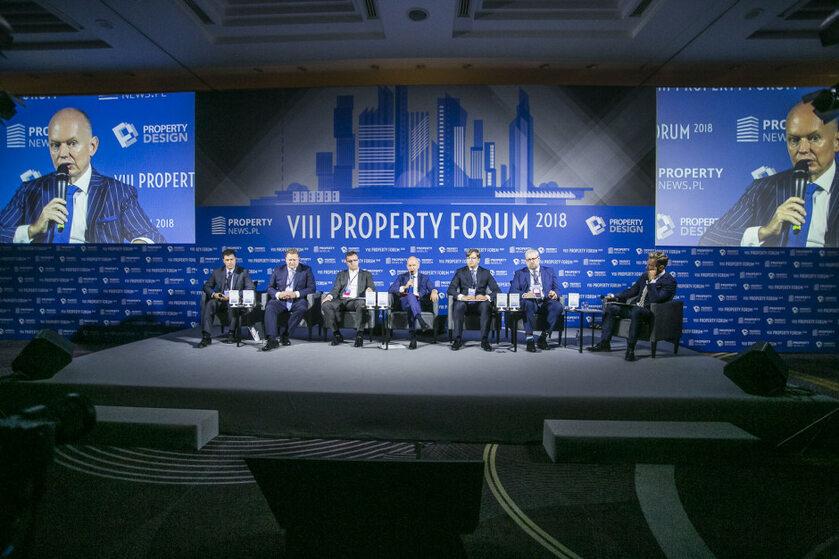 Debata otwierająca Property Forum