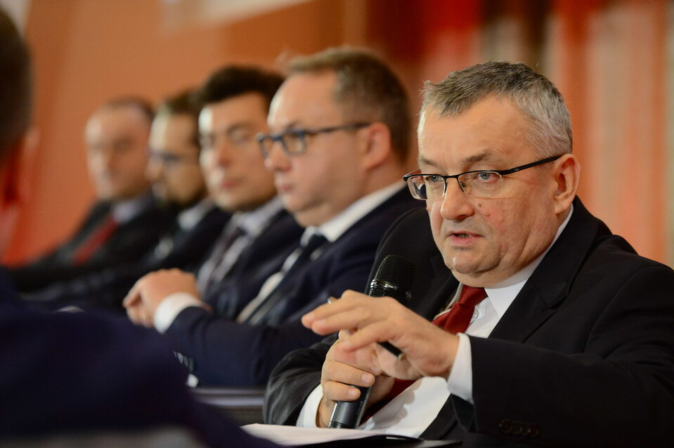 Debata RTMx. Wśród gości minister Andrzej Adamczyk