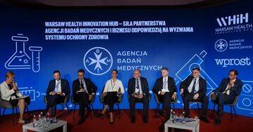 Debata Wprost i ABM podczas Forum Ekonomicznego w Karpaczu: Warsaw Health Innovation Hub - siła partnerstw Agencji Badań Medycznych i biznesu odpowiedzią na wyzwania systemu ochrony zdrowia