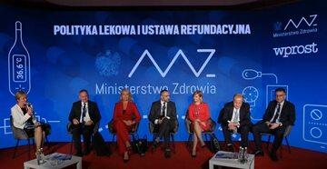 Debata Wprost na temat polityki lekowej podczas Forum Ekonomicznego w Karpaczu