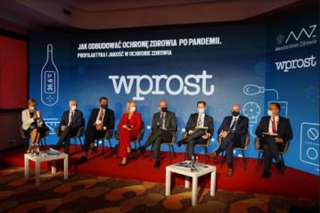 Debata zdrowotna w Karpaczu z udziałem Ministra Zdrowia