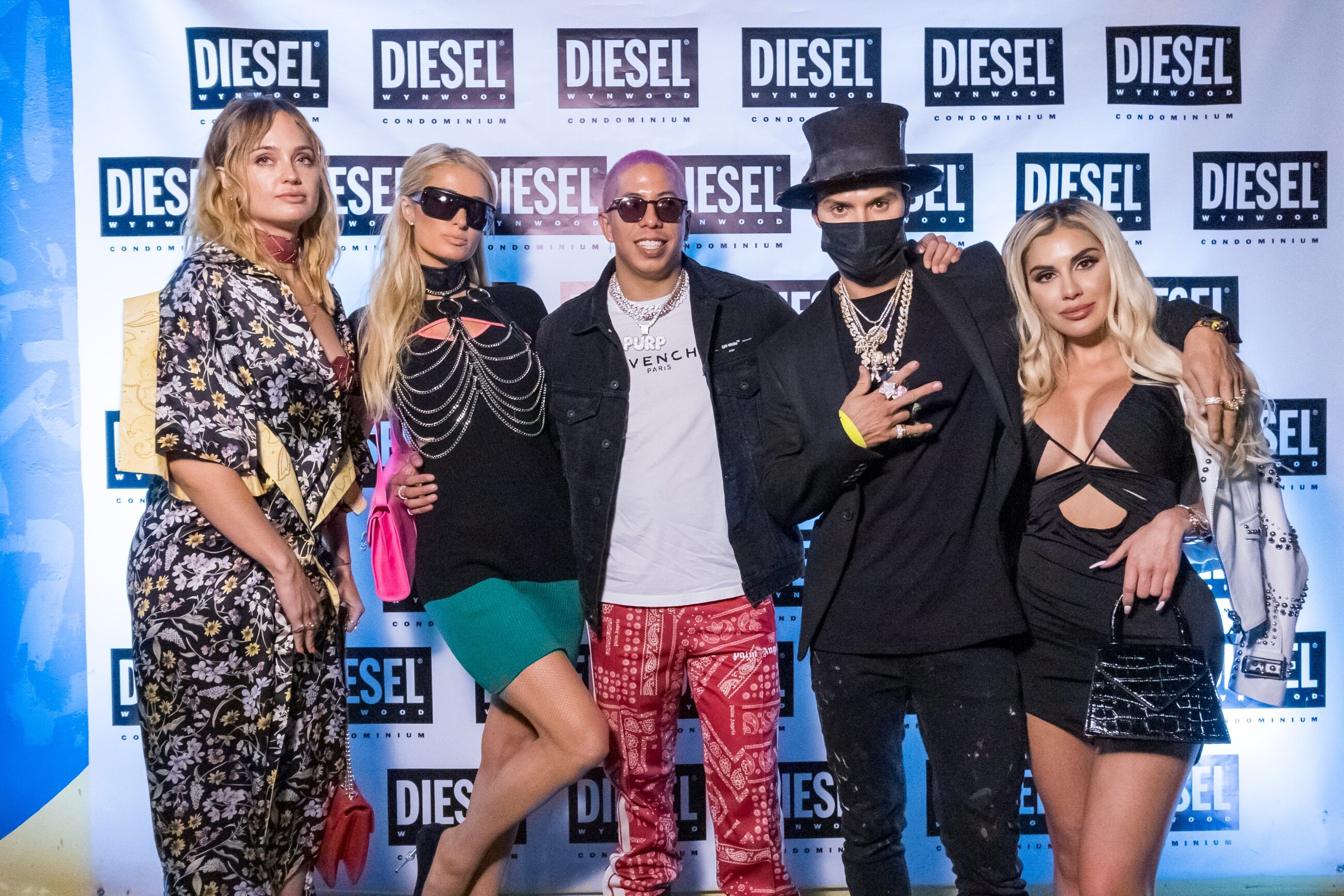 Diesel Wynwood Party