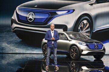 Dieter Zetsche, prezes zarządu Daimlera