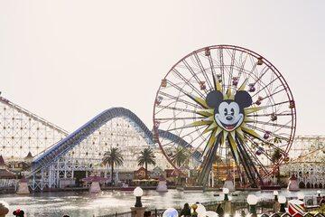Disneyland - zdjęcie ilustracyjne